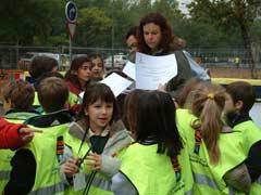 DGT y Disney enseñan educación vial a los niños