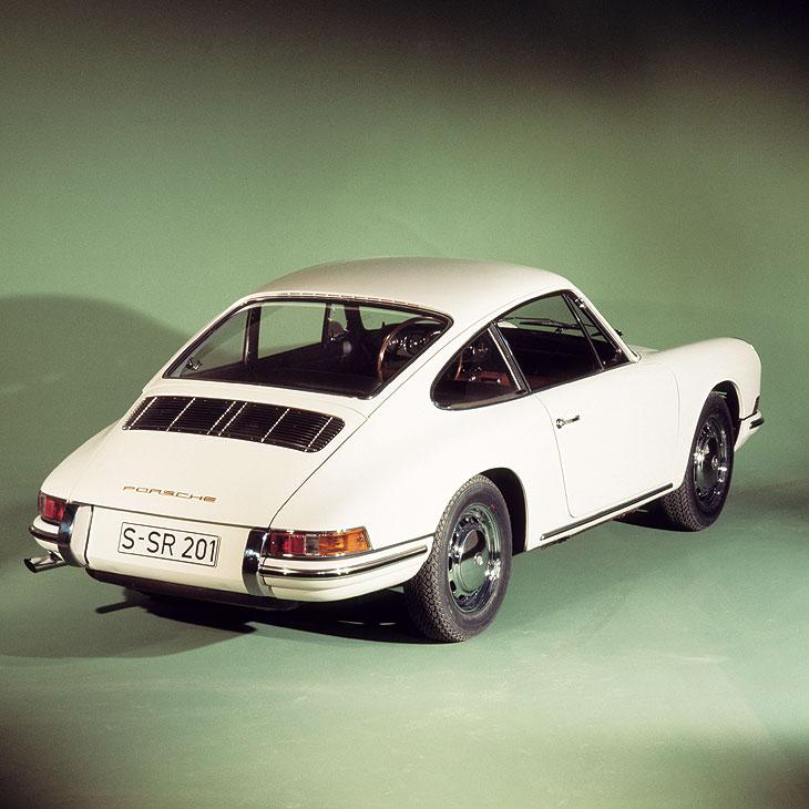 Míticos Porsche 911
