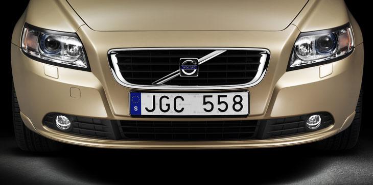 Volvo S40 y V50