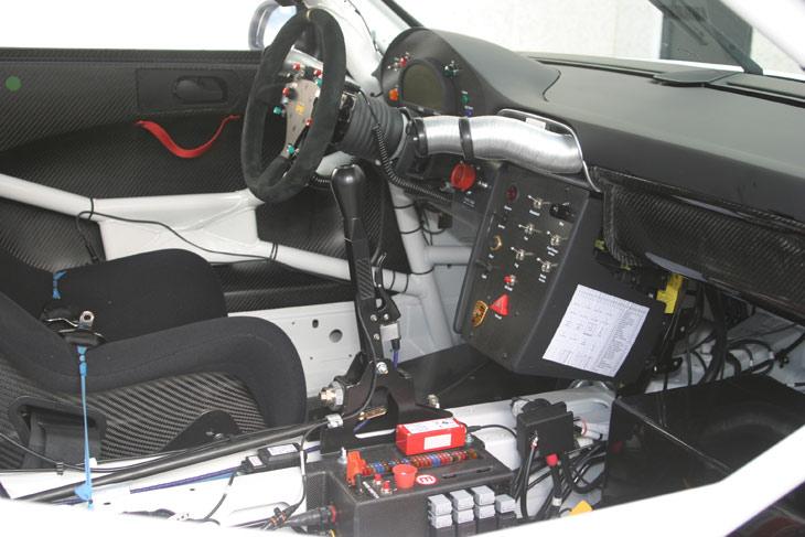 Porsche 911 GTR3 RSR