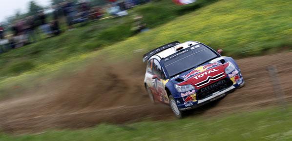 WRC: Hirvonen y Latvala, perseguidos por Sordo