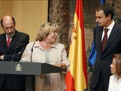 Víctimas de accidentes piden acción a Zapatero