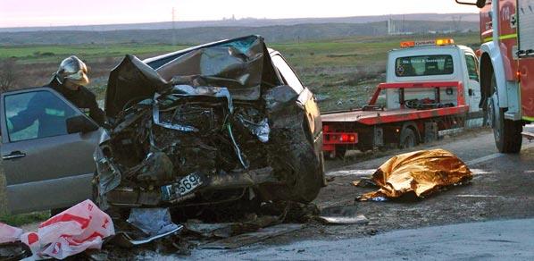 Accidentes: más peligro los días laborables