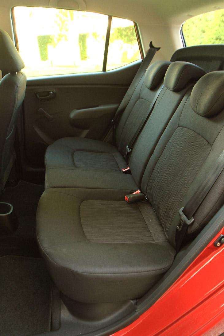 Hyundai i10, lo conducimos