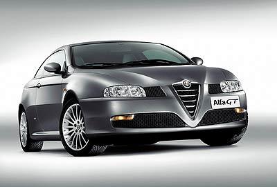 Alfa 166 y GT