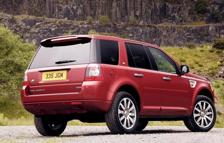 Land Rover Freeland