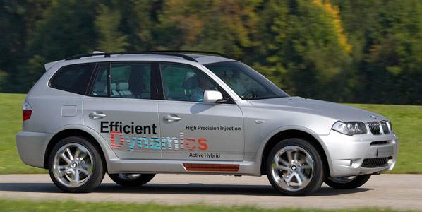 BMW, la marca que redujo más su CO2