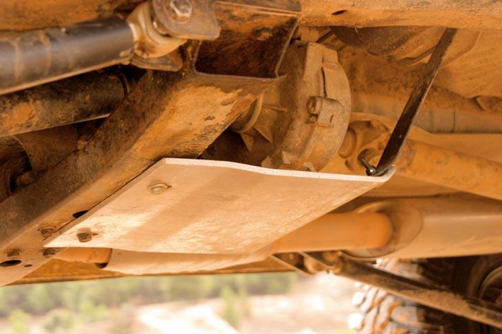 Jeep Grand Cherokee 4.0 Laredo detalles 2