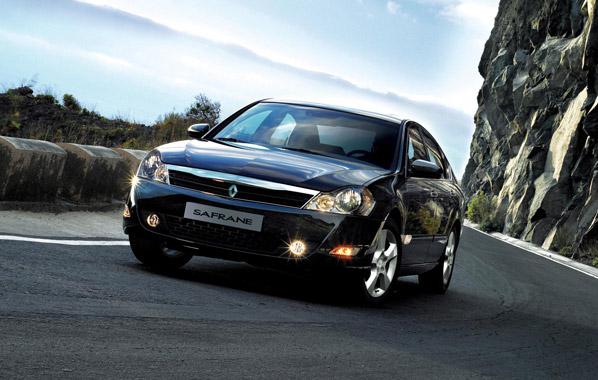 ¿El retorno del Renault Safrane?