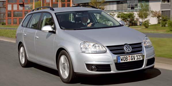 Volkswagen Jetta y Golf Variant