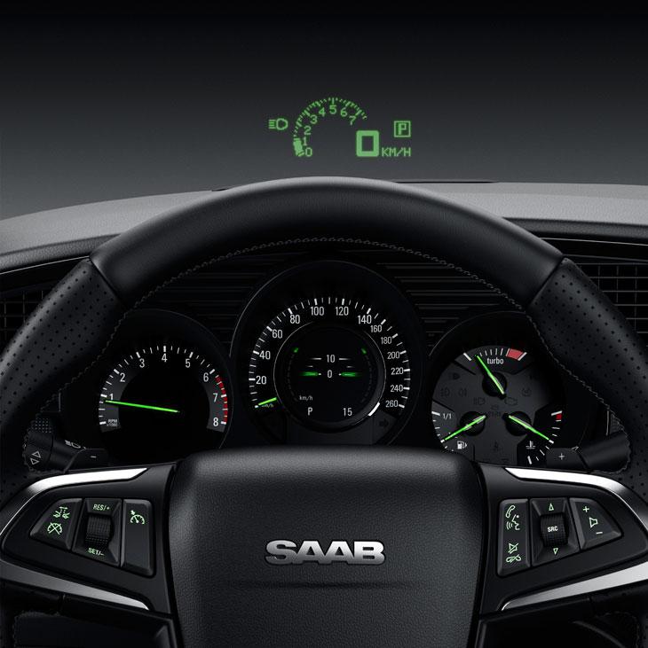 Nuevo Saab 9 - 5