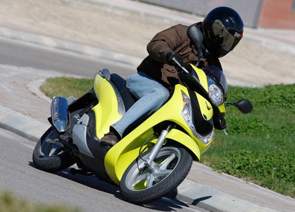 Honda Scoopy 125i