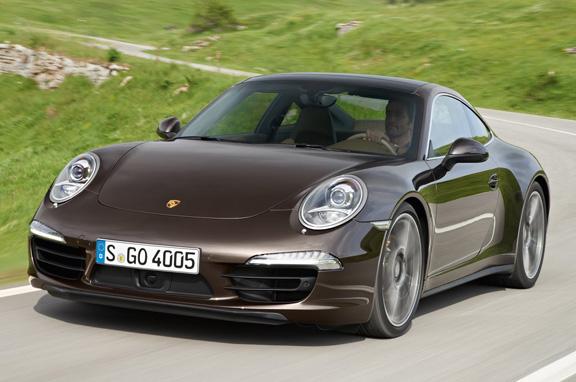 Porsche 911 Carrera 4 y Carrera 4 S