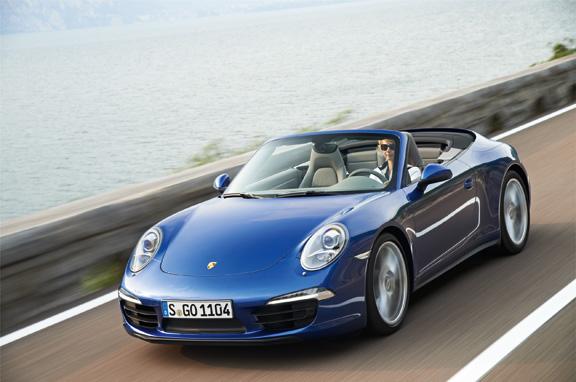 Porsche 911 Carrera 4 y 4S Coupé y Convertible