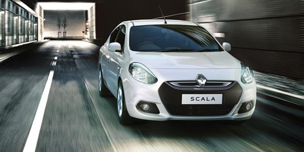 Nuevo Renault Scala