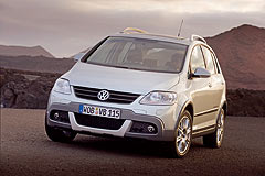 Volkswagen: el Cross Golf, ¿el futuro Beduin?