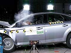 El Ford Mondeo recibe cinco estrellas EuroNCAP