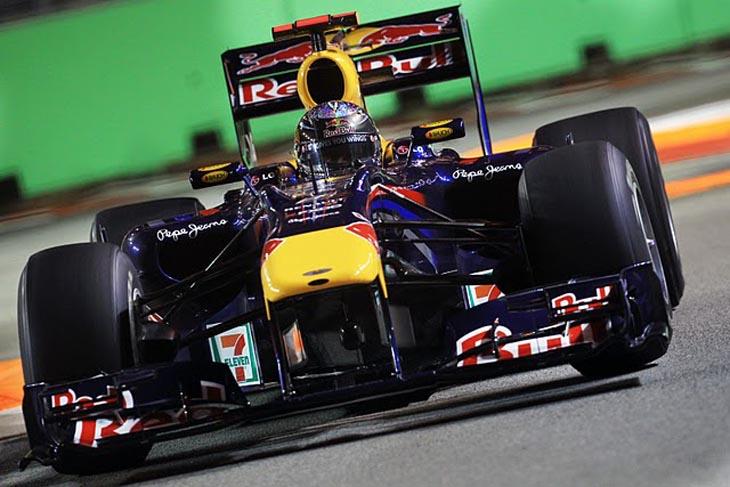 F1: GP de Singapur 2010.