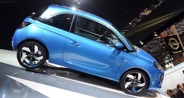 Opel Adam, un pequeño con encanto