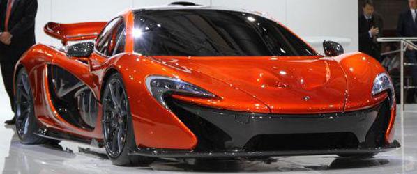 McLaren P1, el sucesor del mítico F1