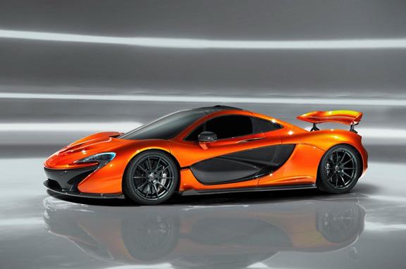 Nuevo McLaren P1, súperdeportivo híbrido