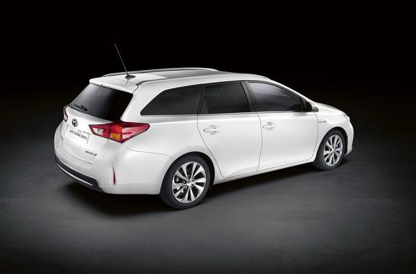 Nuevo Toyota Auris Touring Sports