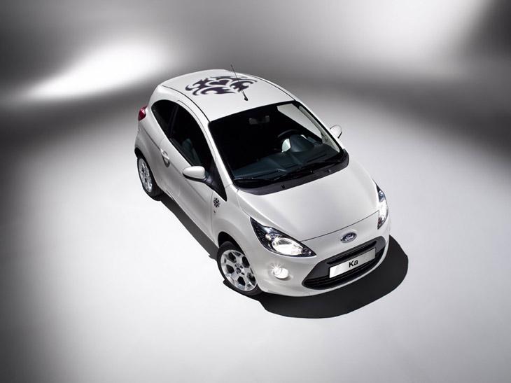 Nuevo Ford Ka: personalizaciones