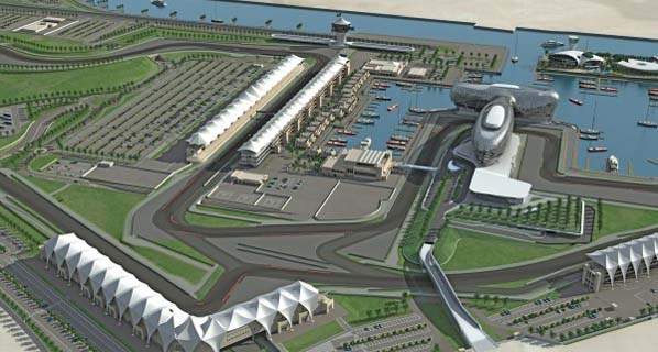 F1: Previo del GP de Abu Dhabi 2009