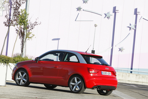 Audi A1 1.4 TFSI S Tronic