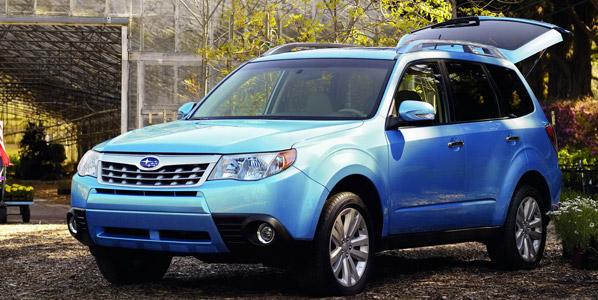 Subaru Forester 2011: más potencia y equipamiento