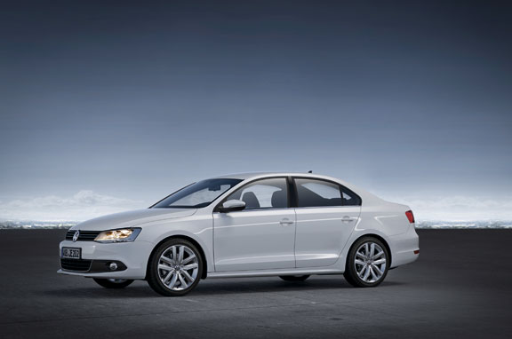 VW Jetta para Europa