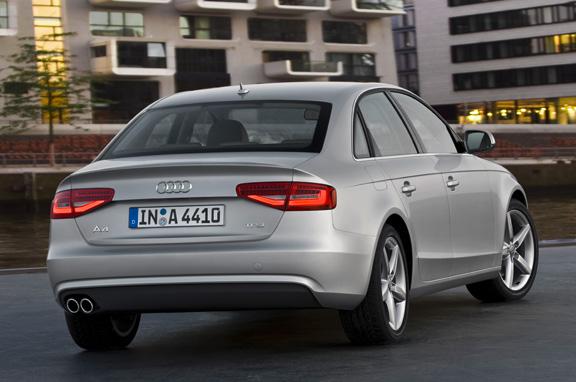 Nuevo Audi A4, al detalle.