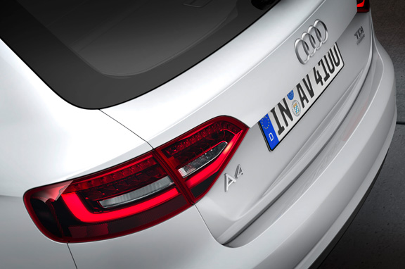 Nuevo Audi A4, al detalle