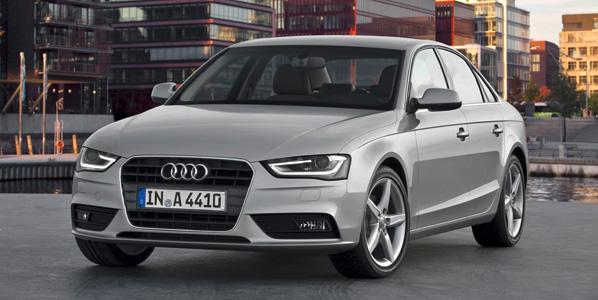 Audi renueva el A4