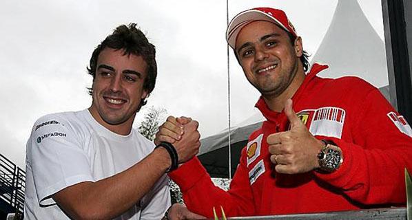 F1: Alonso visita Ferrari por segunda vez