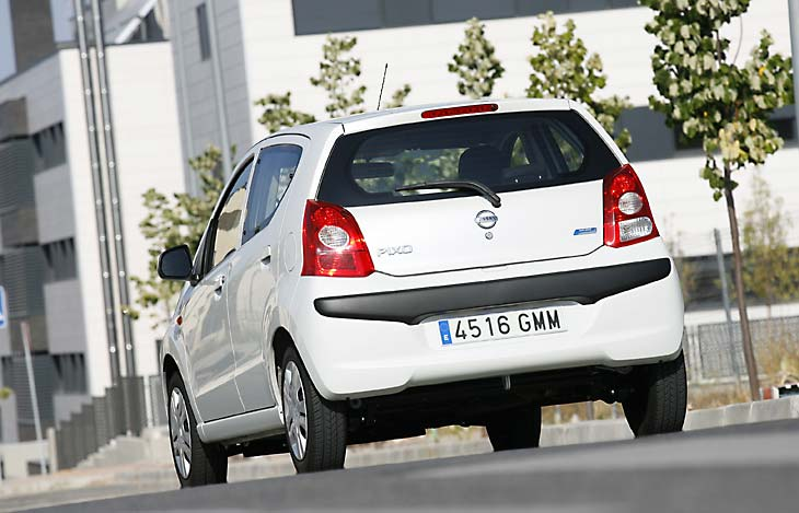 Nissan Pixo 1.0 automático