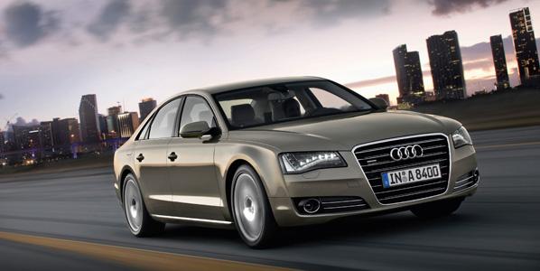 Audi A8 3.0 TDI V6 204 CV