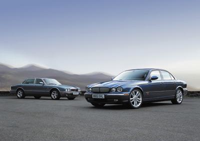 Jaguar presenta en el mercado suizo su nuevo XJ