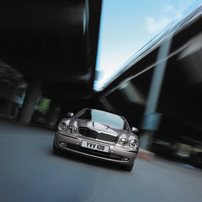 Ginebra 2003: Jaguar XJ