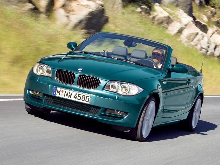BMW Serie 1 Cabrio: primeras impresiones