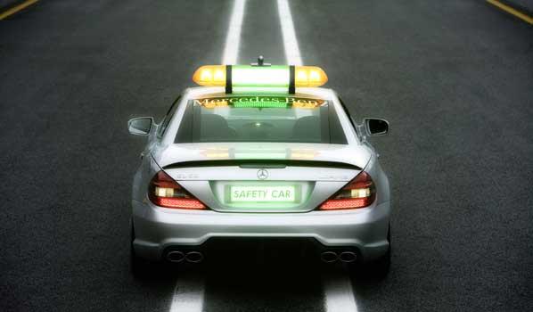 Nuevo proceso de Safety Car