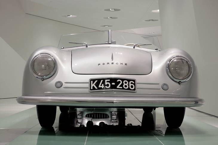 Los mejores Porsche van al museo
