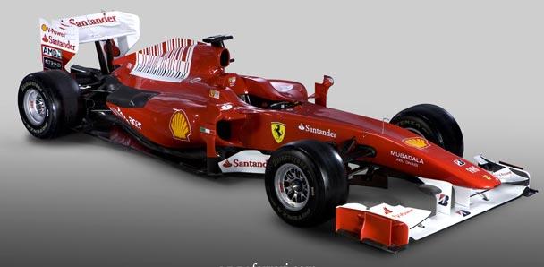 F1: El Ferrari de Alonso