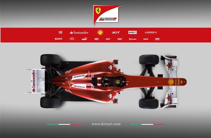 Ferrari F150.
