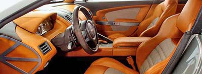 Aston Martin - Ginebra 2005