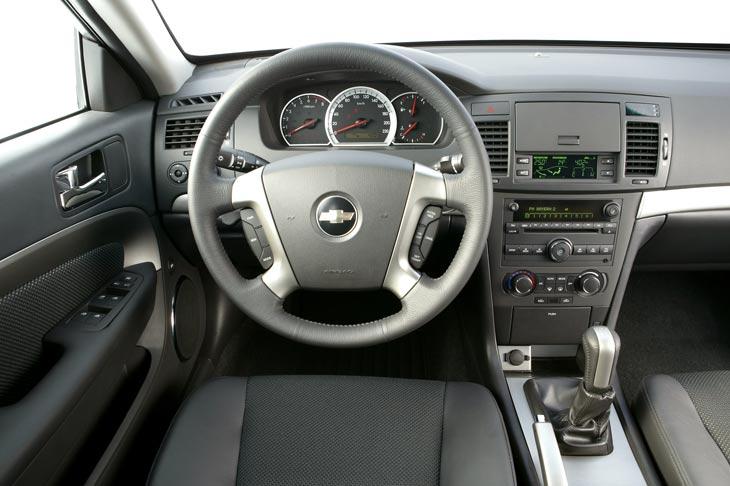 Chevrolet Ginebra
