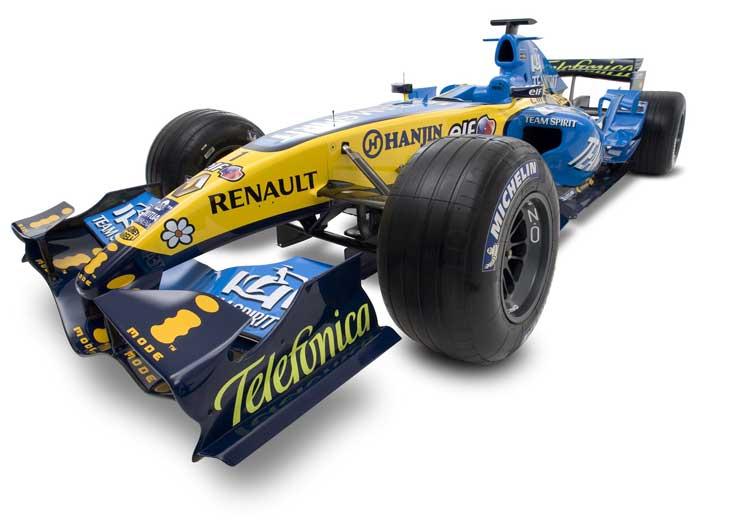 Renault Ginebra 2006