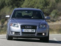 Audi A4 2.0 TDI con etiqueta ecológica