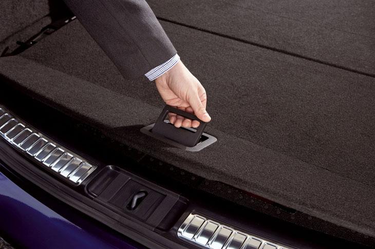 Mazda6 Diesel, 5 puertas y familiar Wagon: detalles exteriores