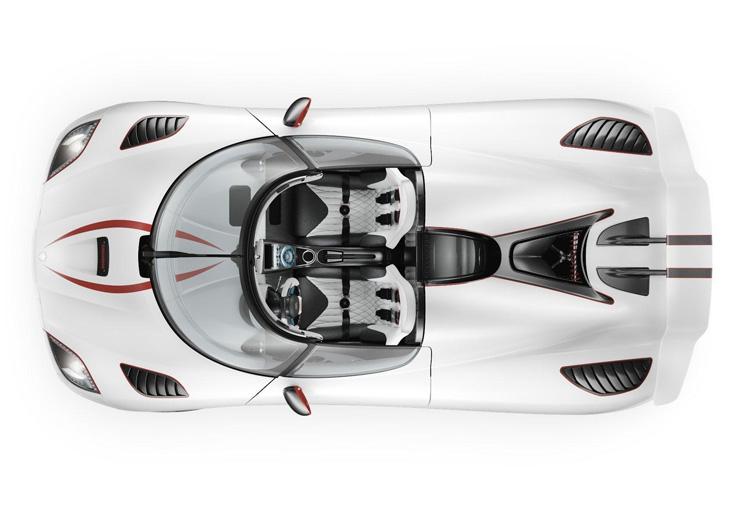 Koenigsegg Agera R.
